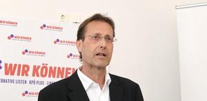 Ivo Hajnal ist KPÖ-Bundes- und Landesspitzenkandidat.