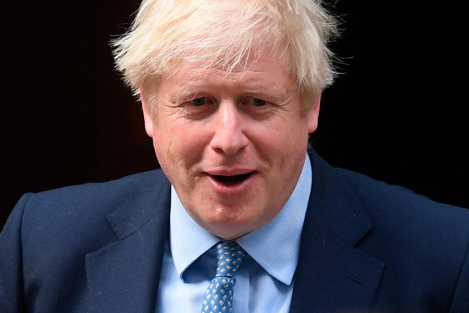 Premierminister Boris Johnson.