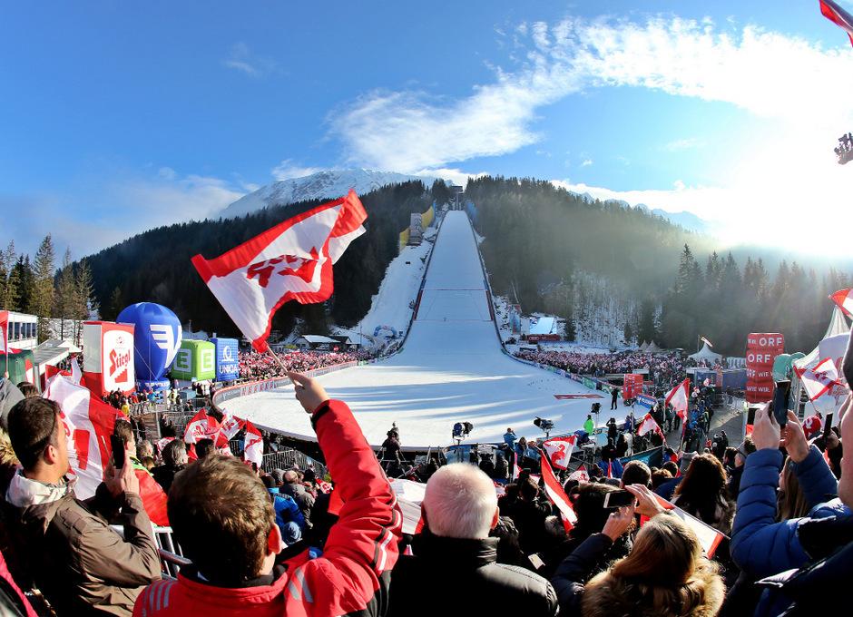 Dem Skiflug-Weltcup im Februar 2020 am Kulm steht nichts im Wege.