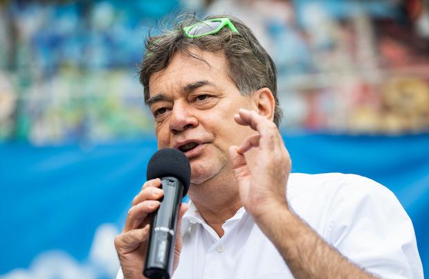 Werner Kogler arbeitet am Comeback der Grünen.