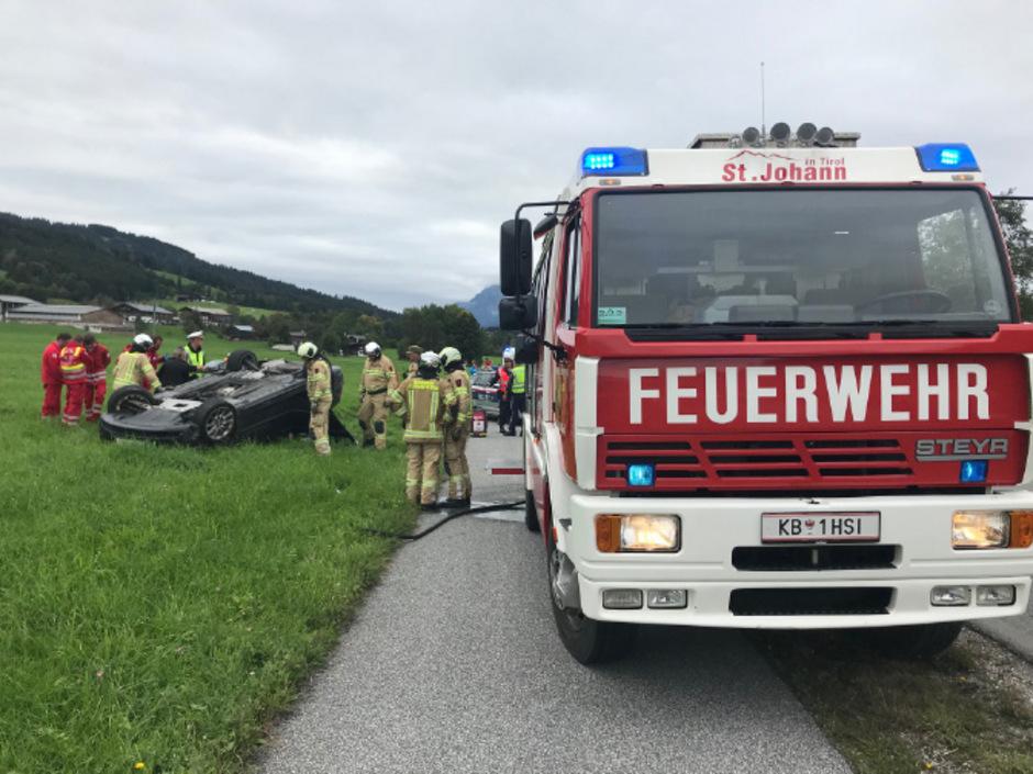 An beiden Unfallautos entstand wohl Totalschaden.