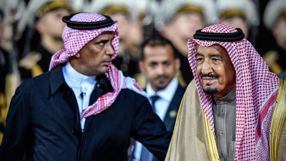 Persönlicher Leibwächter von Saudi-Arabiens König erschossen