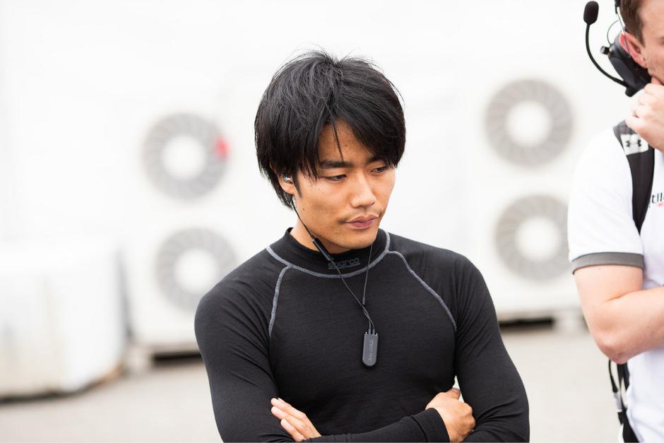 Nobuharu Matsushita wurde mit einem Hubschrauber ins Krankenhaus geflogen.