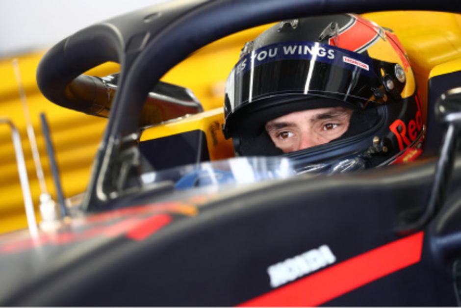 Super-Formula-Pilot Lucas Auer.