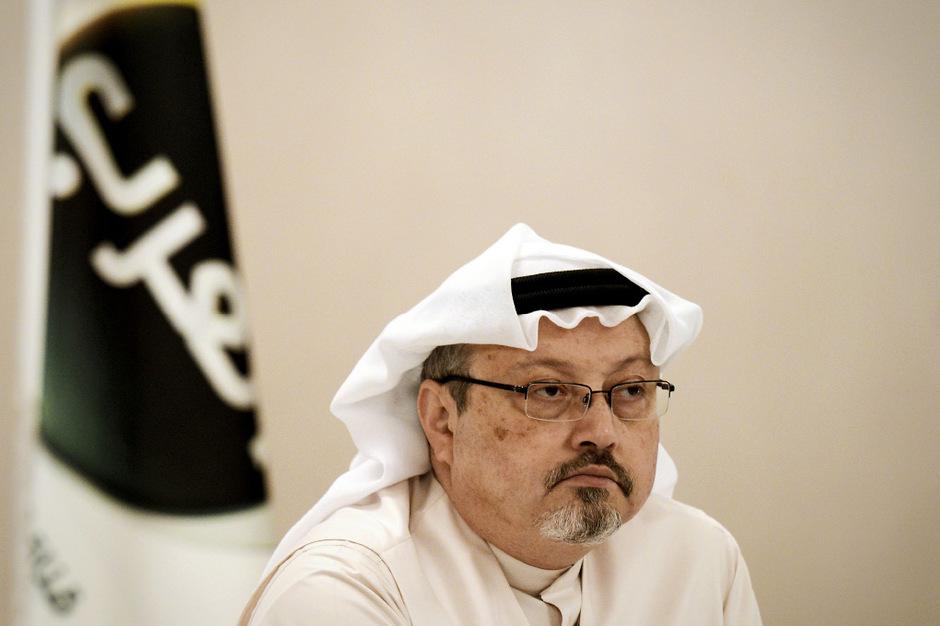 Der Journalist Jamal Khashoggi wurde 2018 getötet.