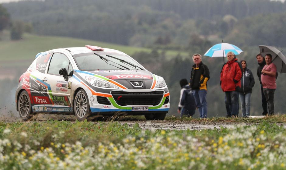 Nicht alle Teilnehmer der Niederösterreich-Rallye hielten sich an die Vorgaben.