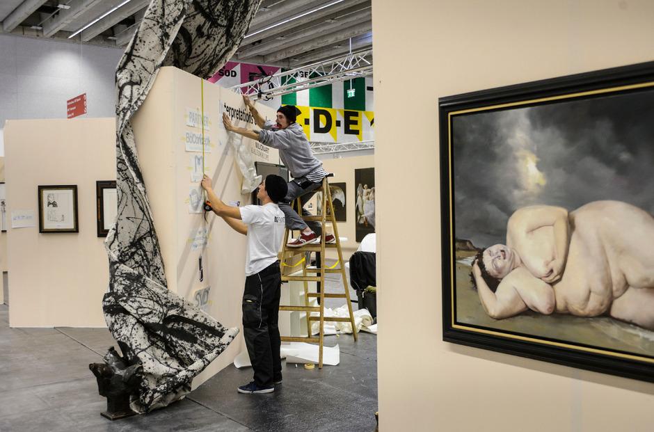 Über die Kunstmesse Art wurde das Konkursverfahren eröffnet. Die 24. Auflage dieser Messe im Jänner 2020 ist noch nicht gesichert