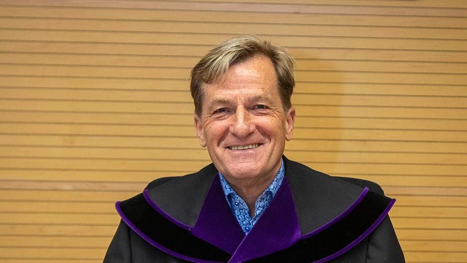 Dr. Josef Geisler prägte die Tiroler Strafgerichtsbarkeit.