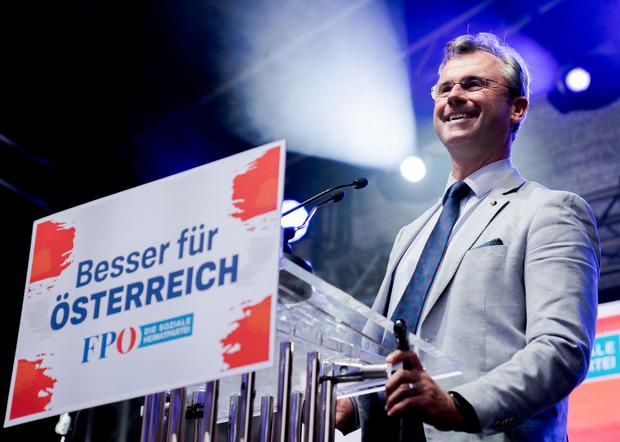 Der derzeitige FPÖ-Obmann Norbert Hofer ist angesichts des Wahldebakels gefordert.