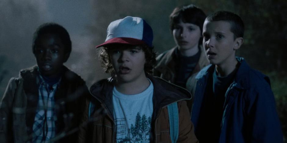 "Die Serie ""Stranger Things"" ist bei Netflix-Usern sehr beliebt."