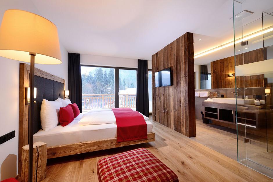 Viele Vermieter haben in den letzten Jahren sehr stark in die Qualität ihrer Unterkünfte investiert: Hier das Antonius-Appartement der Familie Kaplenig in Lavant.