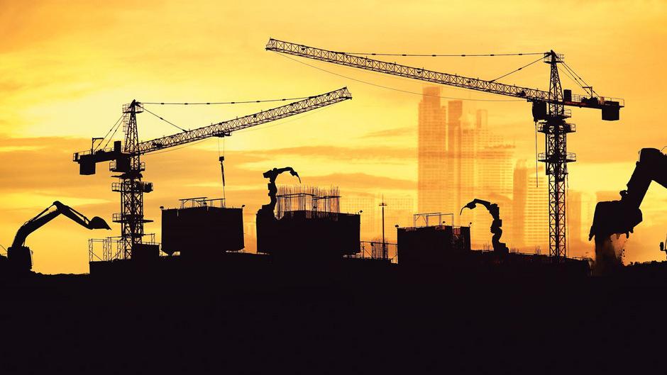Strom statt Diesel auf der Baustelle der Zukunft.