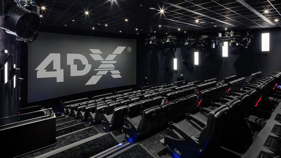 Derzeit wird im Metropol Kino in Innsbruck der erste 4DX-Kinosaal Westösterreichs gebaut. Eröffnet wird im Dezember.