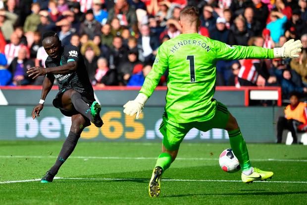 Erfolgsgarant im Angriff von Liverpool: Sadio Mane.