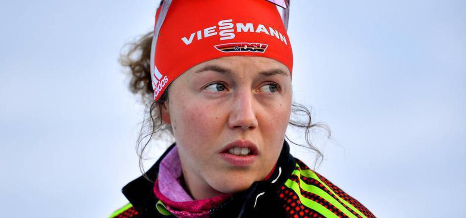 Laura Dahlmeier geht wieder auf Medaillenjagd - diesmal allerdings ohne Gewehr und Langlaufskier.
