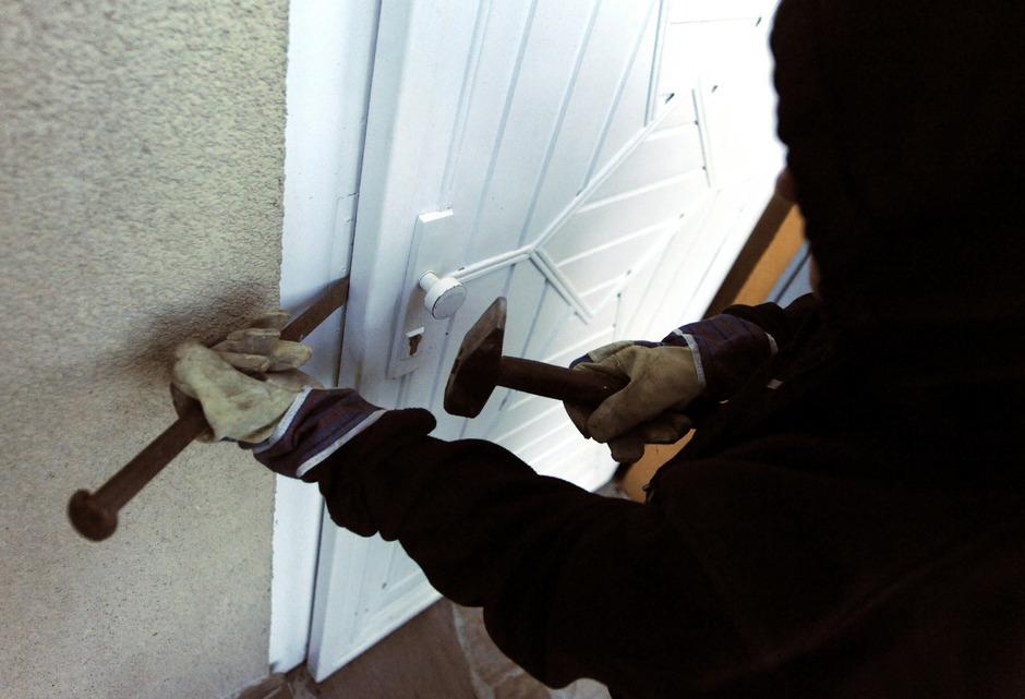 Ein elektronisches Türschloss bietet gegenüber einem herkömmlichen Schließzylinder zahlreiche praktische Vorteile. (Symbolfoto)