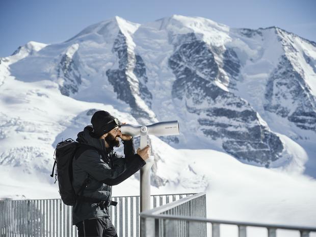 Das ST Vista Outdoor Teleskop ermöglicht an öffentlichen Aussichtspunkten besondere Seherlebnisse ohne Münzautomat.