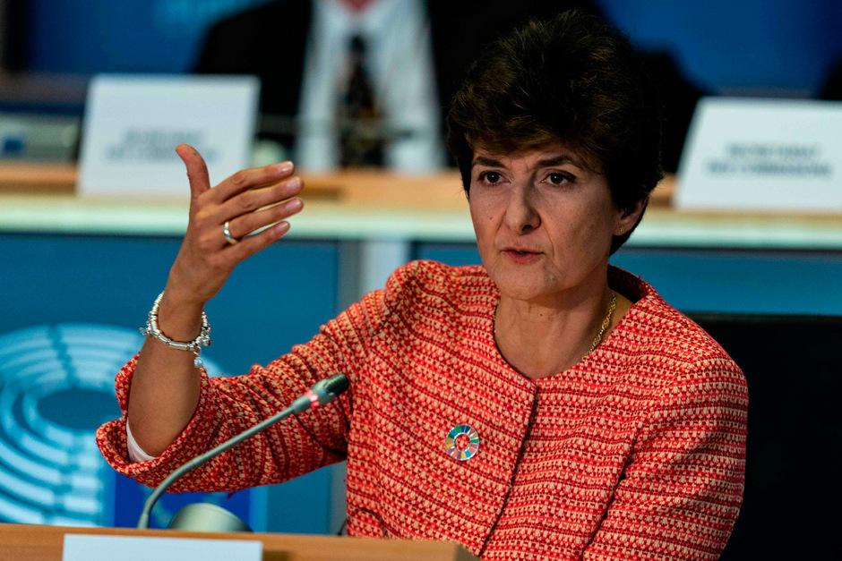 Sylvie Goulard ist für das Ressort Binnenmarkt vorgesehen.