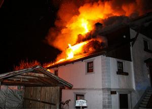 Für die Brände muss der Anegklagte nun fünf Jahre in Haft.