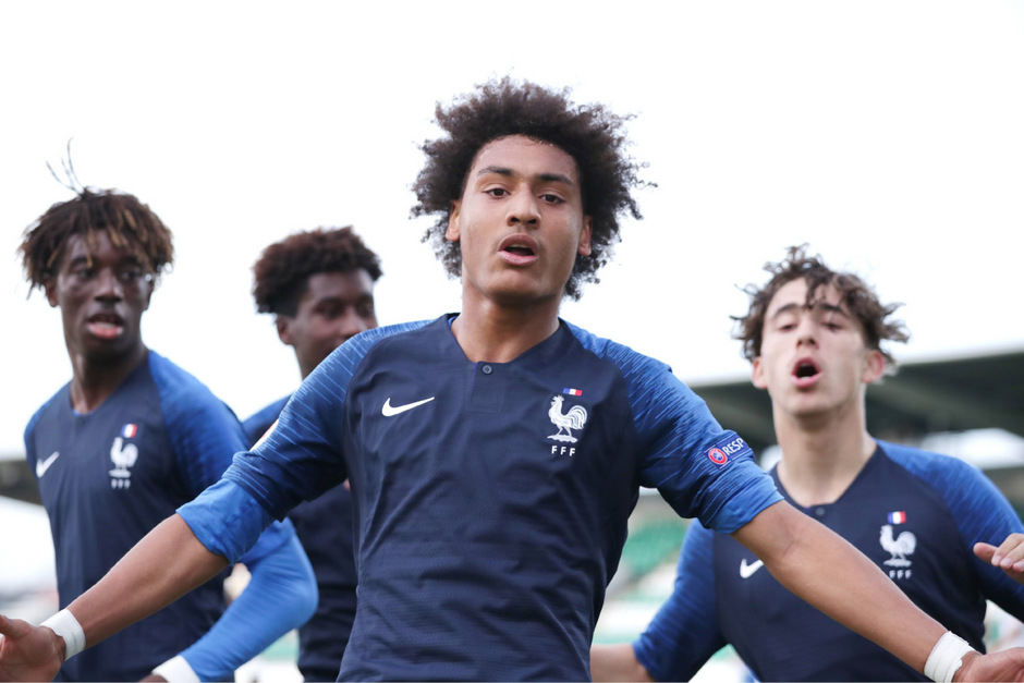 Frankreichs U17-Nationalspieler Enzo Millot prophezeit nicht nur FIFA 2020 eine große Zukunft.