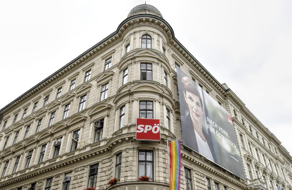 Die Sozialdemokratie ist seit dem Wahlsonntag ein Krisenfall.