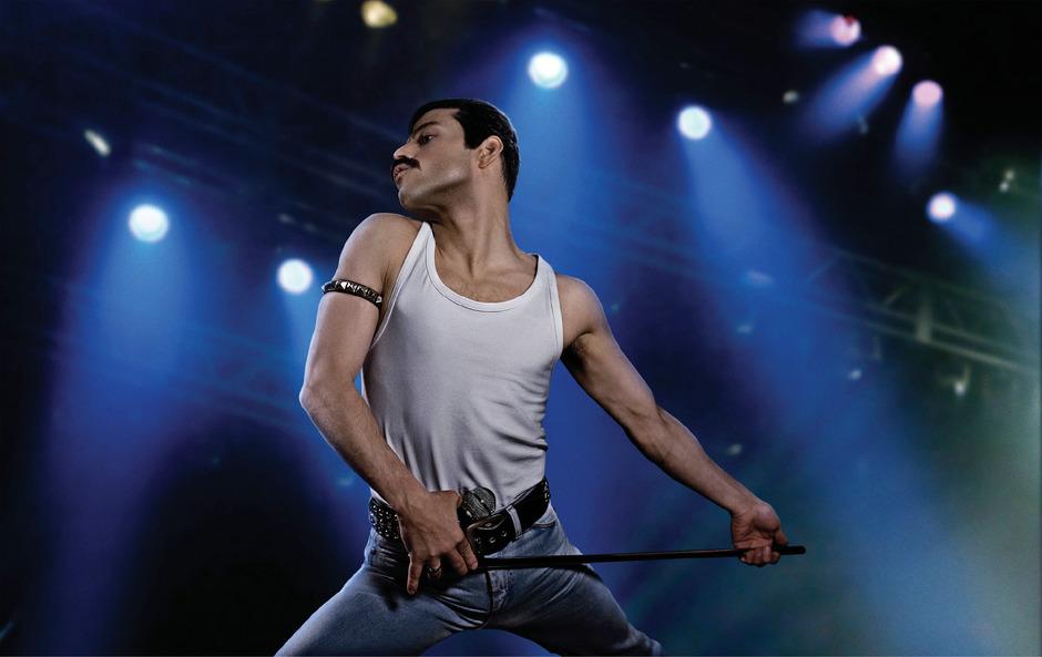 Bohemian Rhapsody macht den Anfang beim Film Festival.