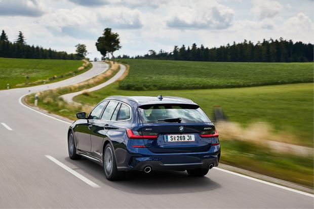 Ganz neu im 3er-Sortiment von BMW ist ab diesem Herbst der Touring der neuesten Generation.