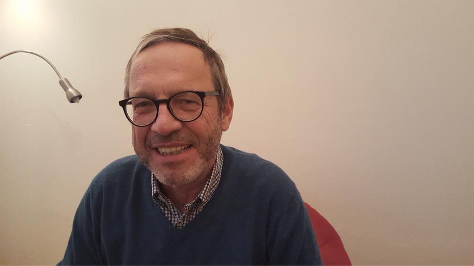 Obmann Klaus Edlinger.