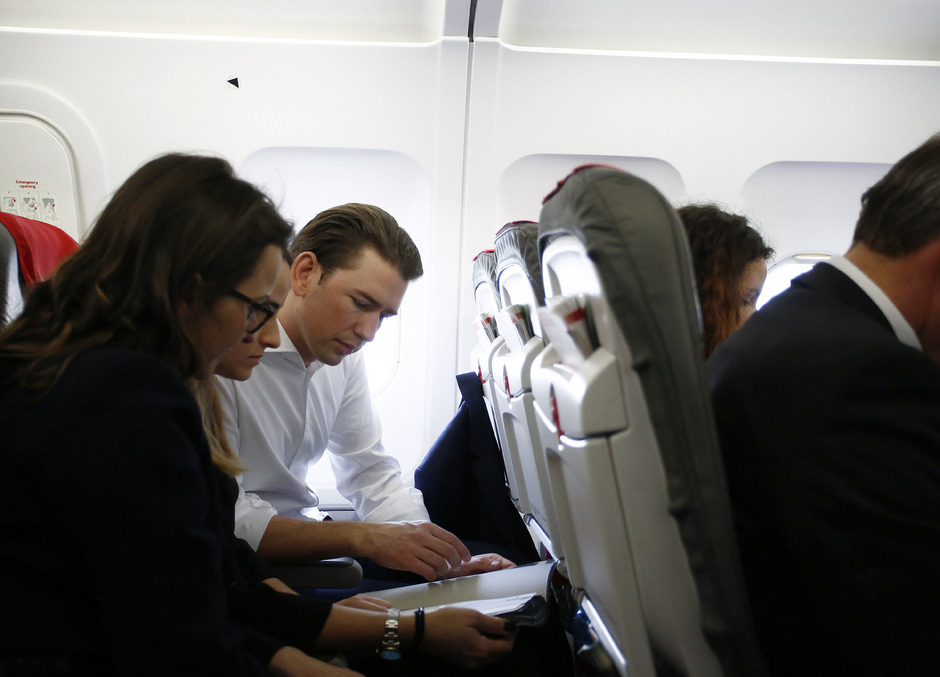 Die Auskünfte zu Reisekosten von ÖVP-Chef Sebastian Kurz werfen Fragen auf.