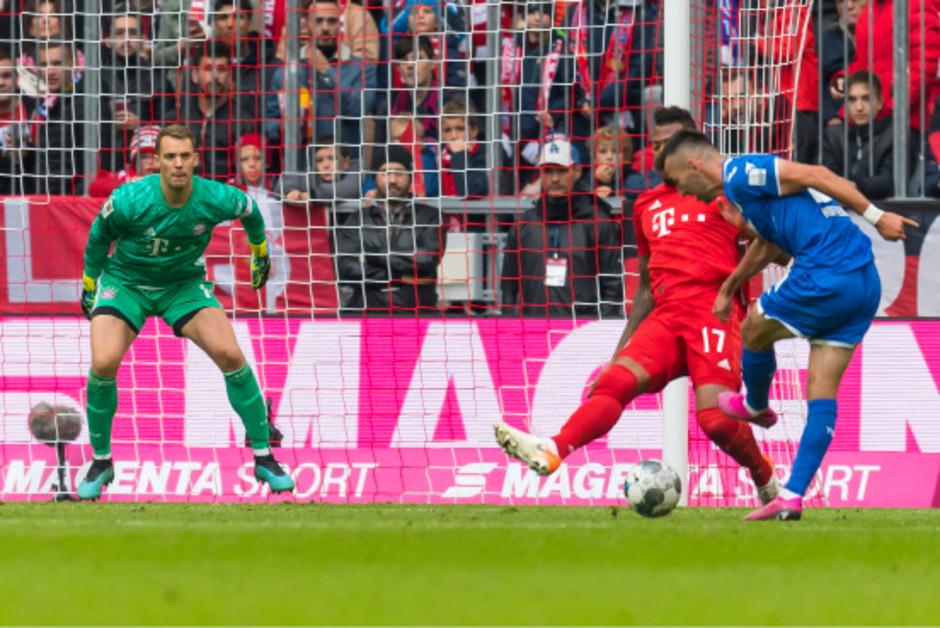 Sargis Adamyan avancierte mit seinen beiden Treffern zum Hoffenheimer Matchwinner.