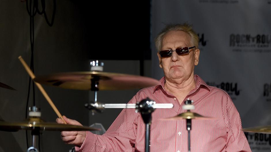 Ginger Baker galt als einer der besten Schlagzeuger der Welt.