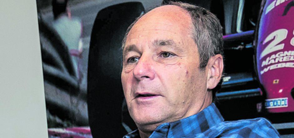 DTM-Boss Gehard Berger.