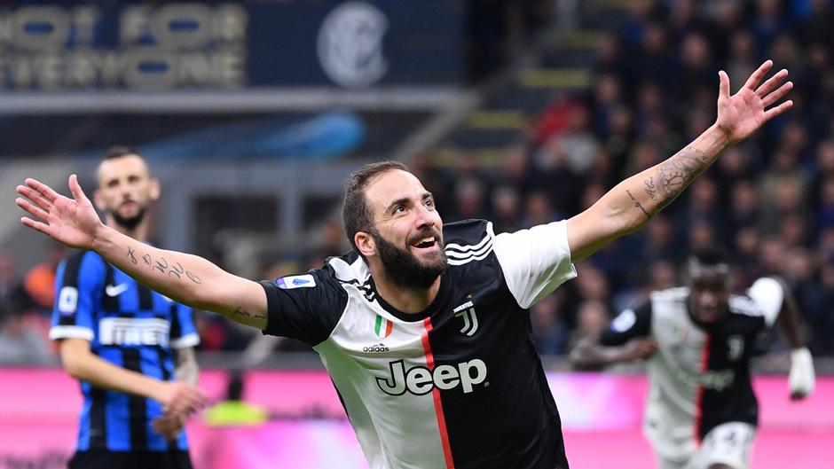 Der Siegestreffer gelang dem nach gut einer Stunde eingewechselten Gonzalo Higuain zehn Minuten vor dem Ende.