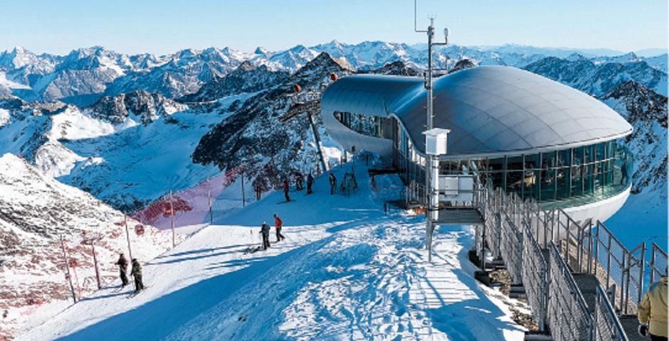 Seit Jahren wird von Befürwortern und Gegnern über die geplante Gletscher-Verbindung von Pitztal und Ötztal gerungen.