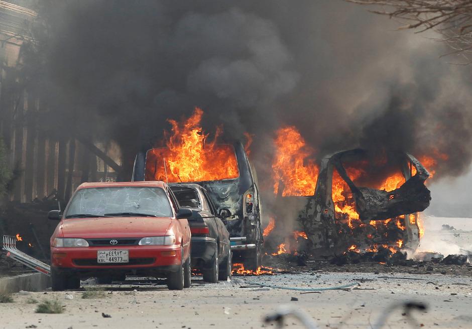 Jalalabad ist immer wieder von Attentaten betroffen. (Archivbild)