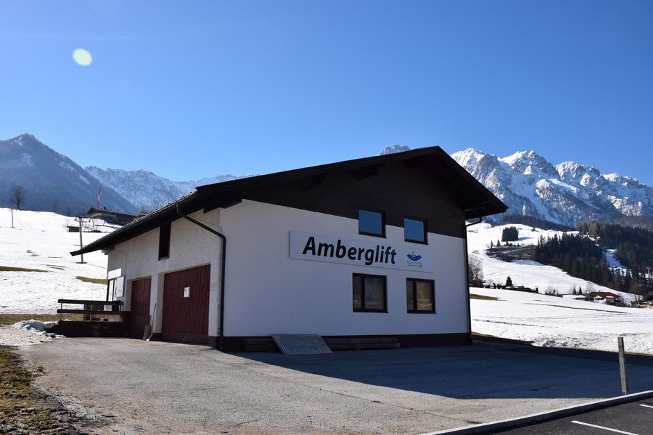 Sollte das Wetter mitspielen, könnte der Amberglift eine Woche vor Weihnachten wieder Fahrt aufnehmen.
