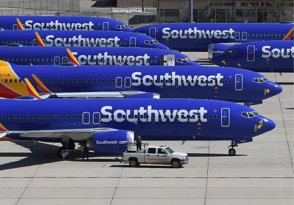 Die Pilotengewerkschaft von Southwest Airlines verklagt Boeing.