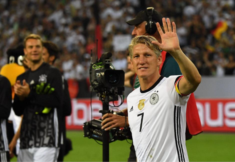 Verabschiedet sich endgültig von der Fußballbühne: Bastian Schweinsteiger.