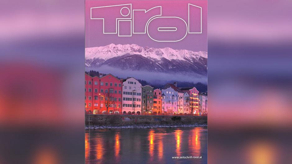 """Bisher gab es 94 Ausgaben der Zeitschrift """"Tirol""""."""