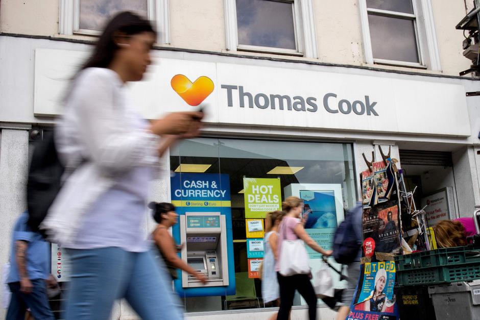 Hays Travel will alle 555 britische Filialen von Thomas Cook übernehmen.