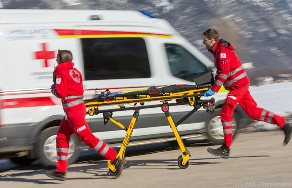 Die Tiroler Rettung versorgt und betreut jährlich rund 320.000 Patienten. Der Vertrag mit dem Land läuft im Juli 2020 aus.