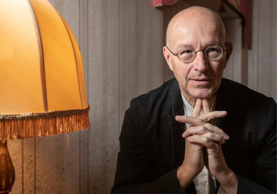 Der Schwazer Thomas Larcher, Jahrgang 1963, zählt zu den bedeutendsten zeitgenössischen Komponisten Österreichs.