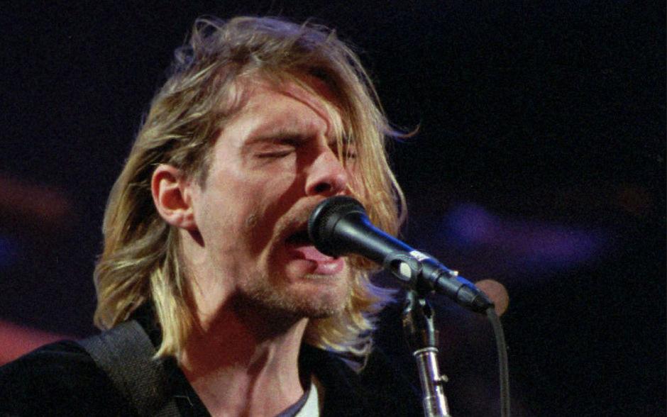 Er war die Stimme einer Generation: Nirvana-Frontman Kurt Cobain.