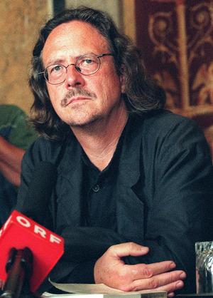 Peter Handke im Jahr 1996.
