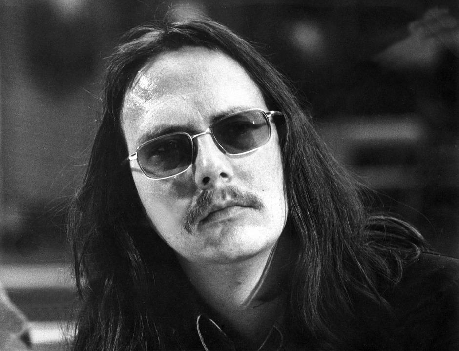 Peter Handke im Jahr 1973.