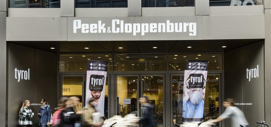 Peek&Cloppenburg zieht aus dem Kaufhaus Tyrol aus.
