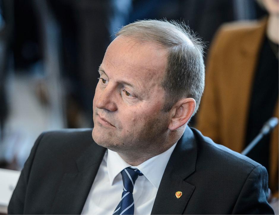 """""""Wir werden klarstellen, dass ein Substanzverwalter nicht durch die Hintertür ausgehebelt werden kann"""", so LHStv. Josef Geisler (VP-Agrarreferent)."""