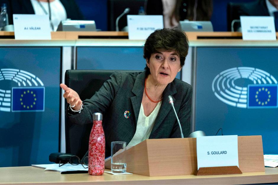 Sylvie Goulard wurde am Donnerstag bei einer Abstimmung der zuständigen Ausschussmitglieder des Europaparlaments mit klarer Mehrheit abgelehnt.