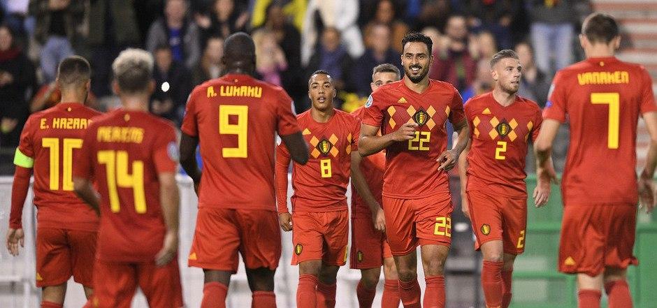 Belgien ließ beim 9:0-Sieg gegen San Marion nichts anbrennen und darf für die Europameisterschaft planen.