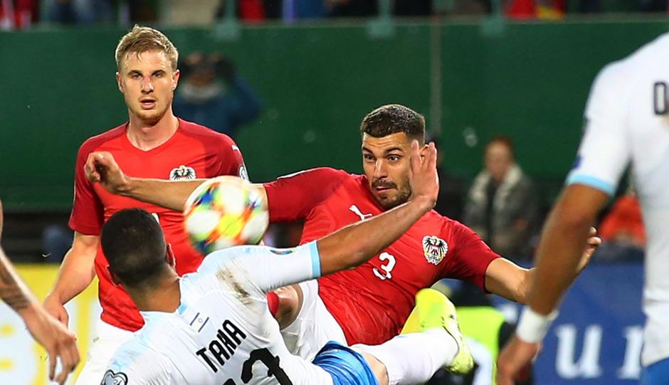 Für Aleksandar Dragovic schmeckte der Sieg gegen Israel doppelt süß.